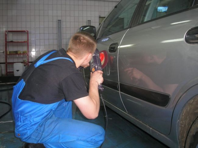 Как можно покраска зеркала автомобиля своими руками 5