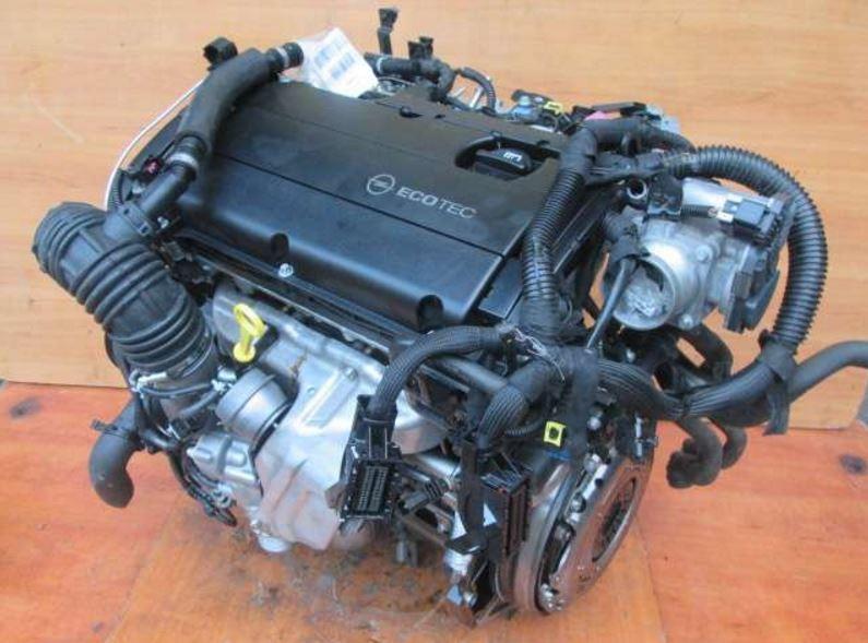 61Двигатель для opel insignia