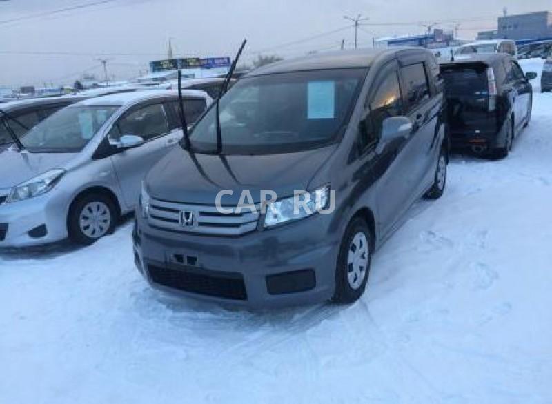 Купить автозапчасти для Honda Freed в Красноярске
