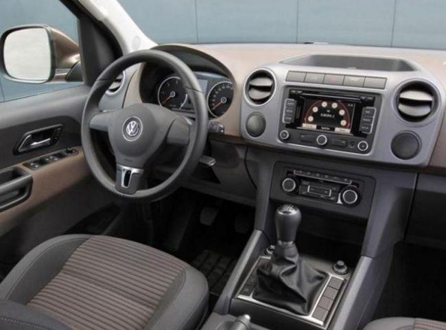 Volkswagen Amarok: краткий обзор 2