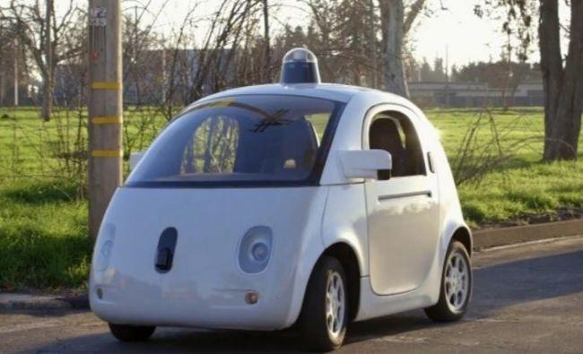 Google Car: как скоро они появятся на дорогах мира