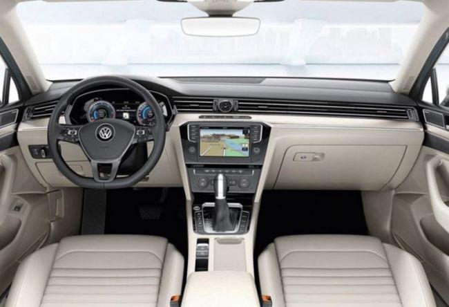 Volkswagen Passat B8: краткий обзор модели 2
