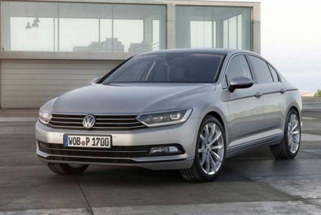 Volkswagen Passat B8: краткий обзор модели
