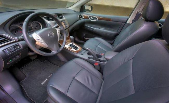 Nissan Sentra: краткий обзор 2