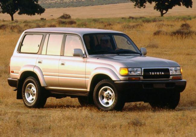 Toyota Land Cruiser: история от войны до наших дней 3