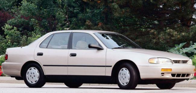 Toyota Camry: взлеты и падения
