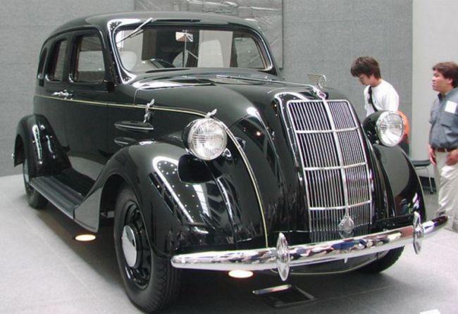 Toyota: от ткацких станков до «короля» мирового автомобилестроения 6