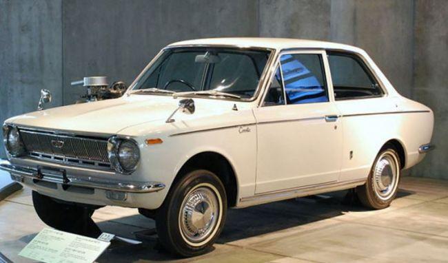 Toyota: от ткацких станков до «короля» мирового автомобилестроения