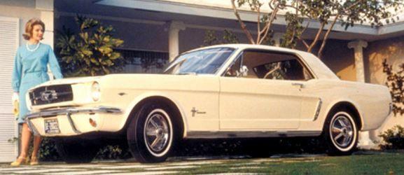История автомобильной марки Ford 3