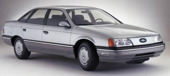 История автомобильной марки Ford 5