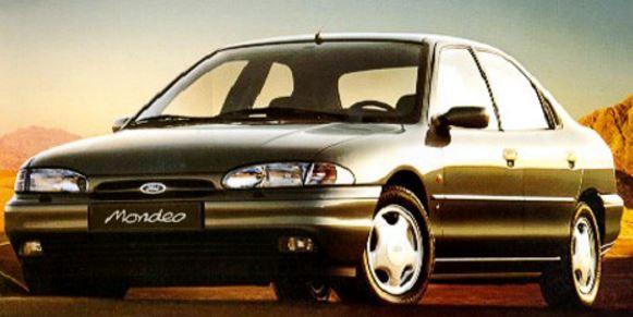 История автомобильной марки Ford 7