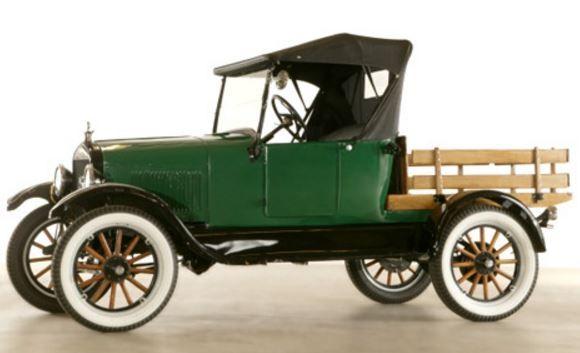 История автомобильной марки Ford