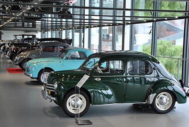 ТОП-6 автомобильных музеев мира 4