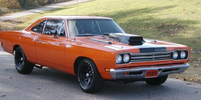 Muscle Car — легендарный автомобиль американских автострад 6