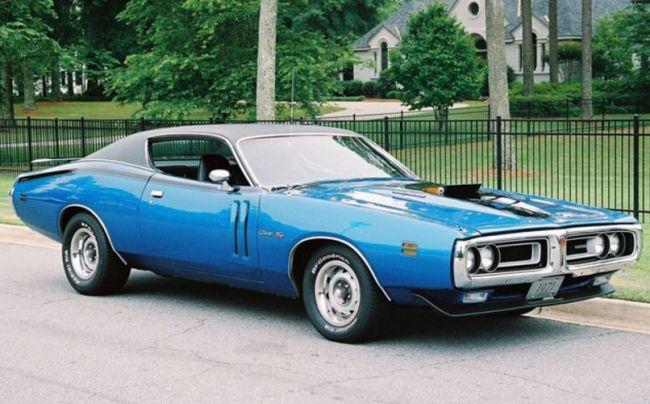 Muscle Car — легендарный автомобиль американских автострад 7