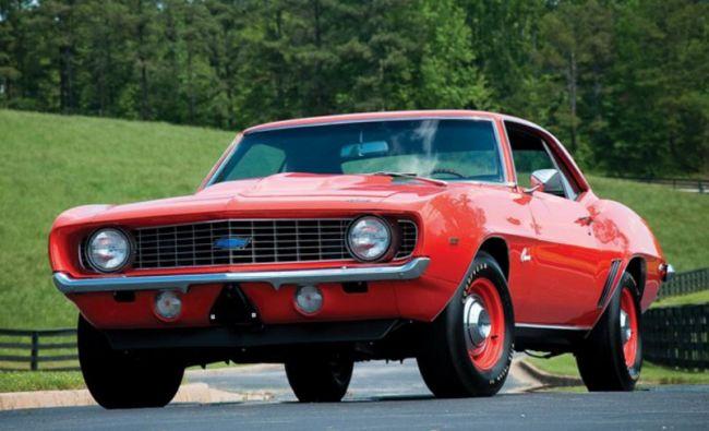 Muscle Car — легендарный автомобиль американских автострад 3