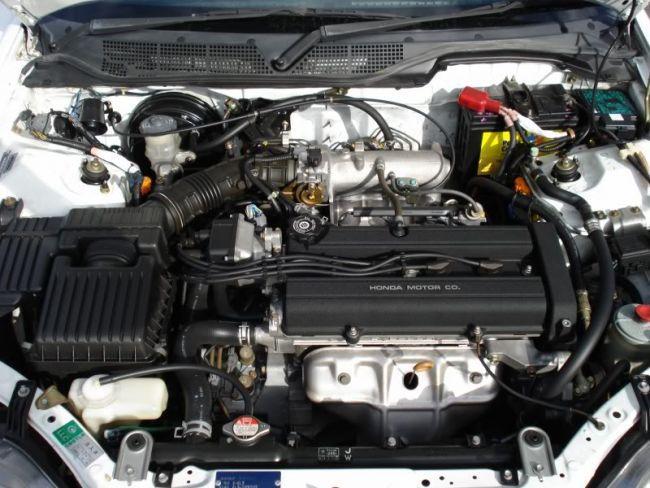 О двигателе HONDA B20B (Z) для Honda C-RV 3