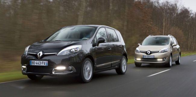 С чего начиналась компания Renault 3