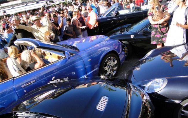 Аварии с участием очень дорогих автомобилей
