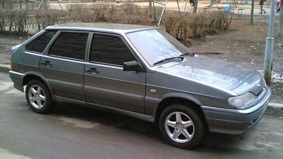О двигателях LADA 2114 1 поколение (2001 — 2013)