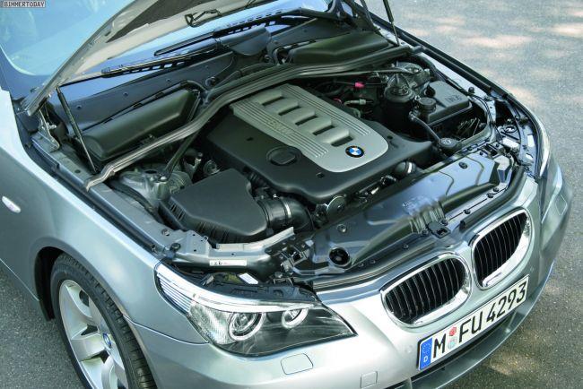 О двигателях BMW 5-Series 5 поколение E60/Е61 (2003 — 2010). Часть I 2