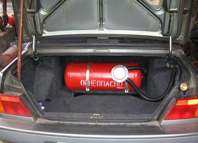 Как подобрать газовое оборудование для автомобиля? 3