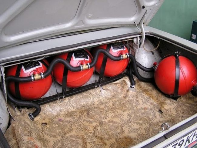 Как подобрать газовое оборудование для автомобиля? 2