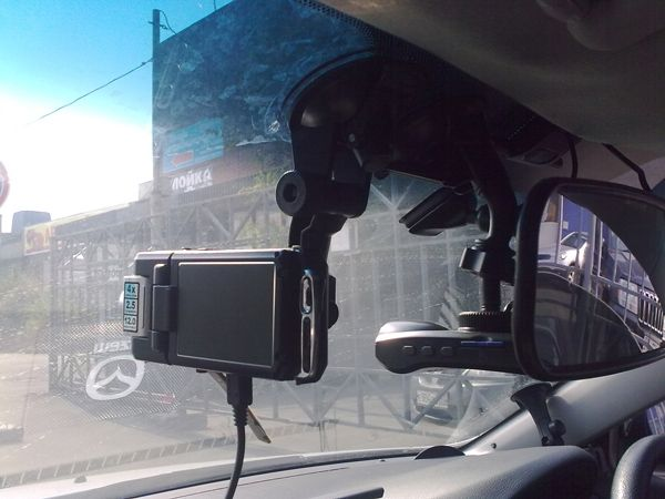 Как правильно установить видеорегистратор? 2