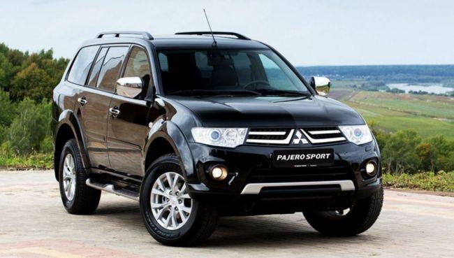 О двигателях для Mitsubishi Pajero Sport / Challenger