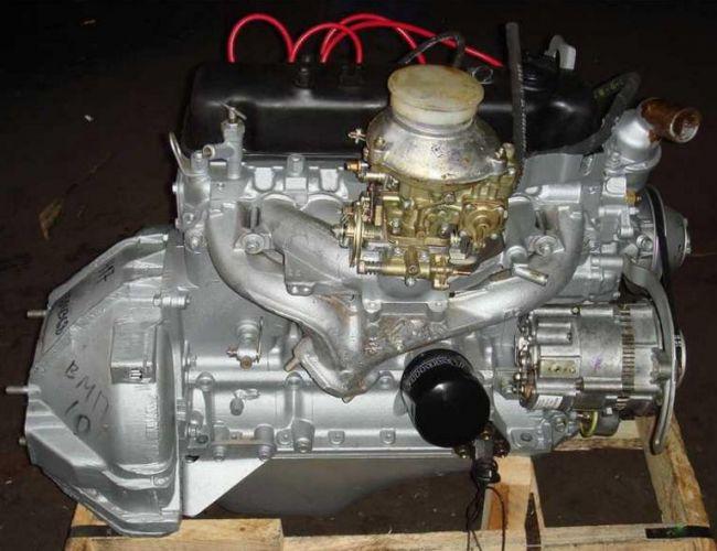 Купить двигатель 417 на уаз