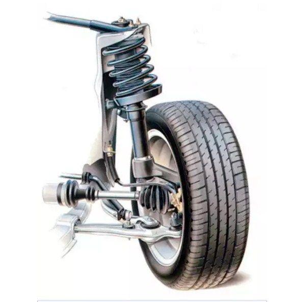 Классификация автомобильных подвесок 2
