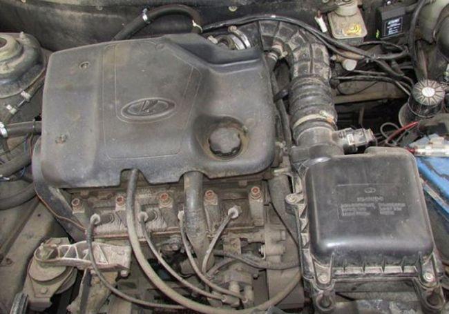 О двигателях для LADA Kalina 2
