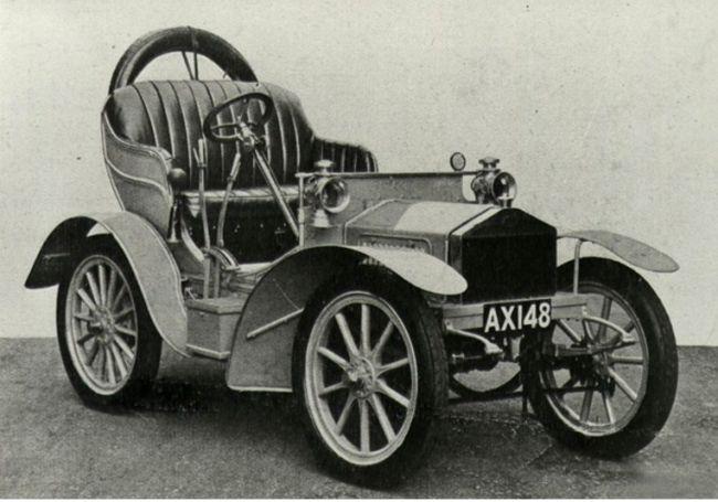 Интересные истории: как развивалась компания Rolls-Royce 4