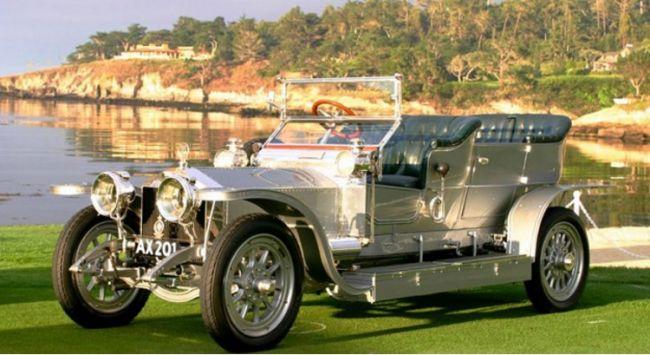 Интересные истории: как развивалась компания Rolls-Royce 3
