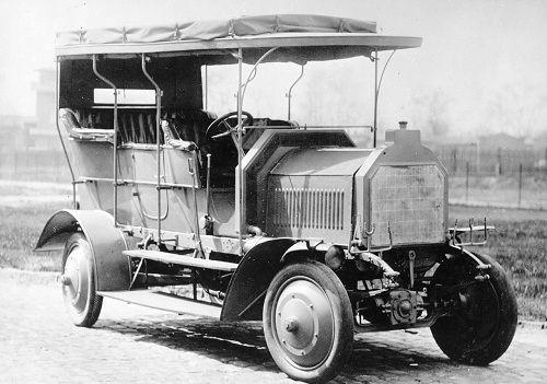 История развития полноприводного транспорта