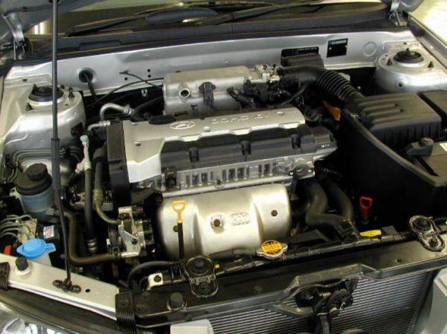 О двигателях для KIA Sportage 2
