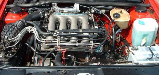 О двигателях для Volkswagen Golf 2