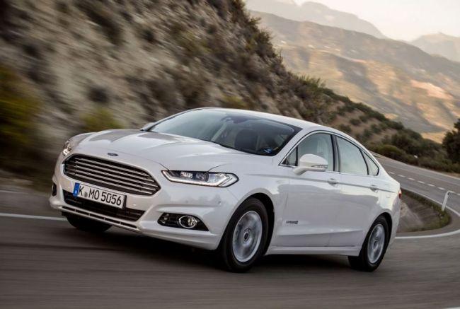 О двигателях для Ford Mondeo