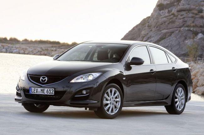 О двигателях для Mazda 6