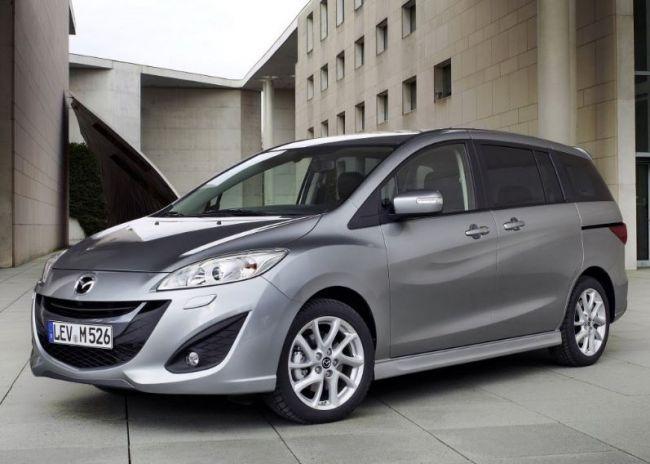 О двигателях для Mazda 5