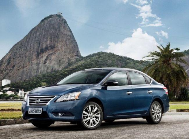 О двигателях для Nissan Sentra