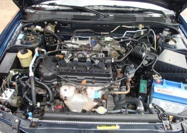 О двигателях для Nissan Sentra 2