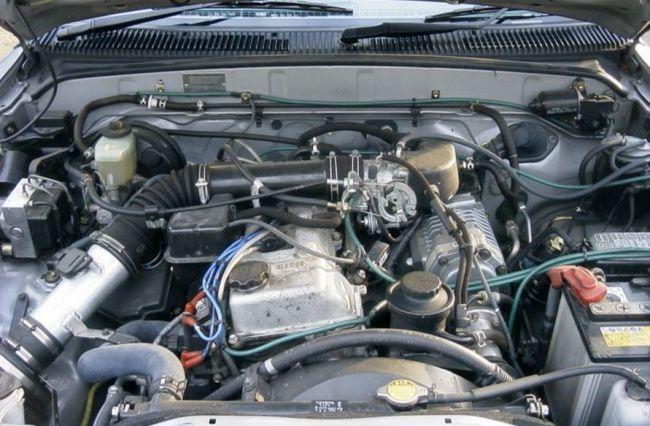 О двигателях для Toyota 4Runner 2