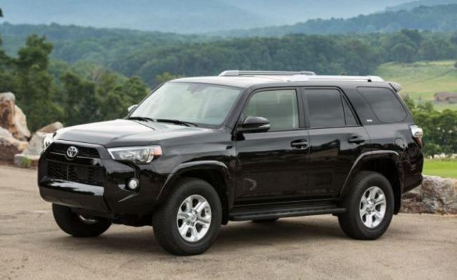 О двигателях для Toyota 4Runner