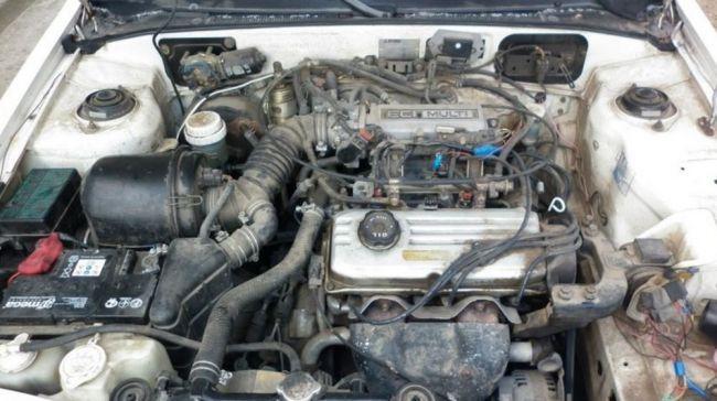 О двигателях для Mitsubishi Colt 2