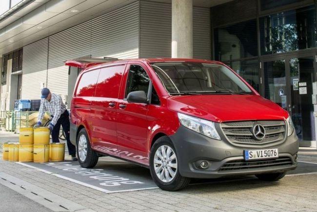 О двигателях для Mercedes-Benz Vito