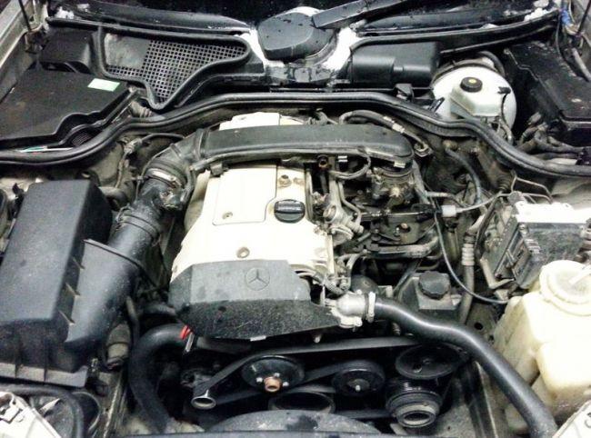 О двигателях для Mercedes-Benz Vito 2