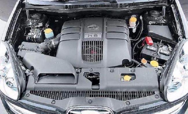 О двигателях для Subaru Tribeca 2