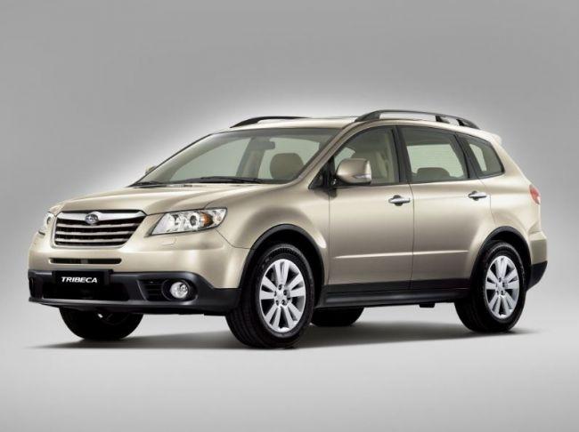 О двигателях для Subaru Tribeca