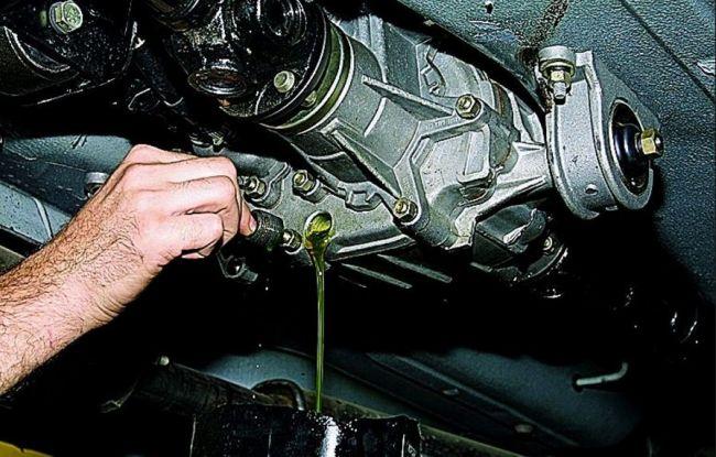 Сроки замены масла в КПП и двигателе 3